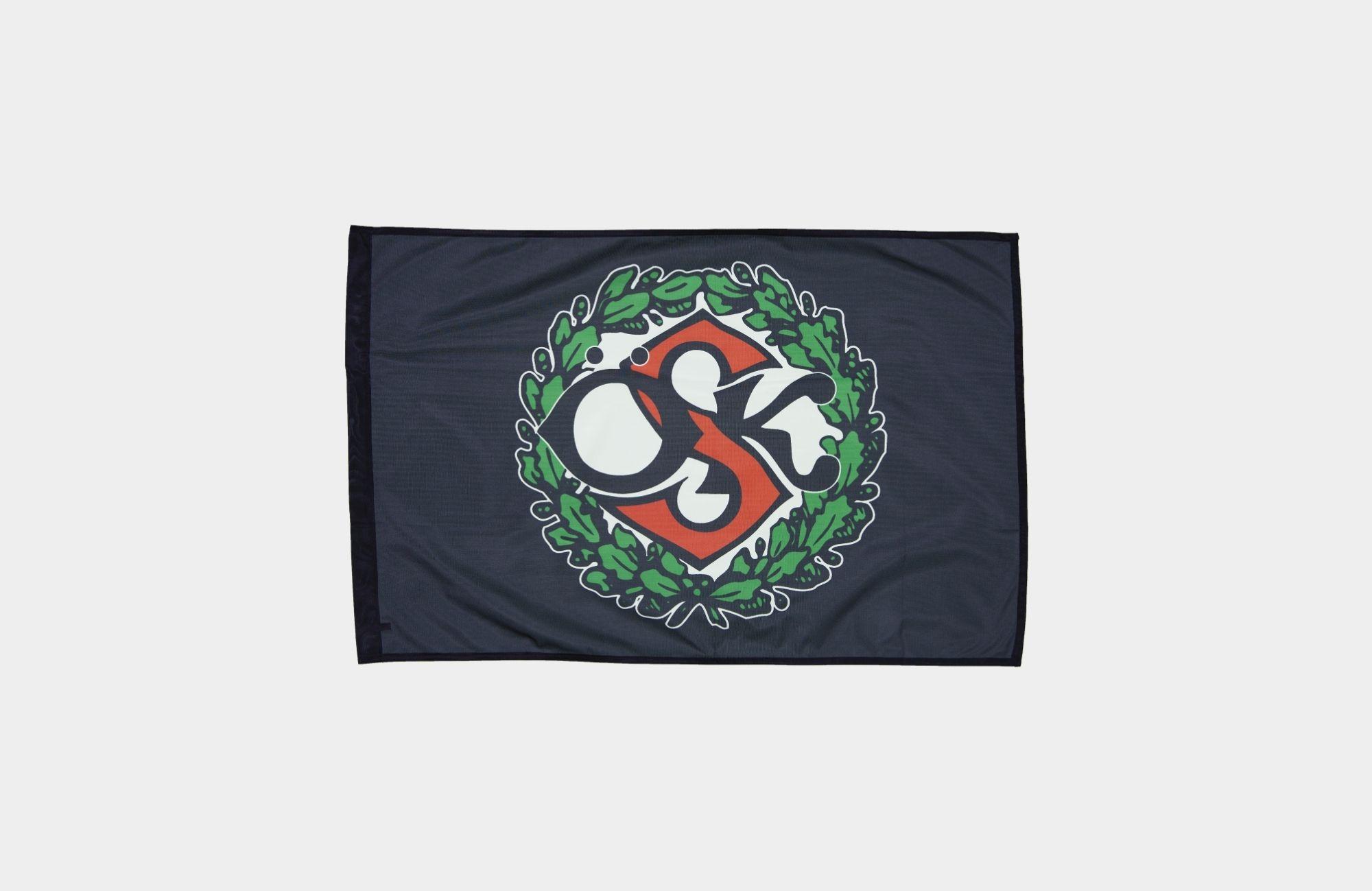 ösk flagga stor