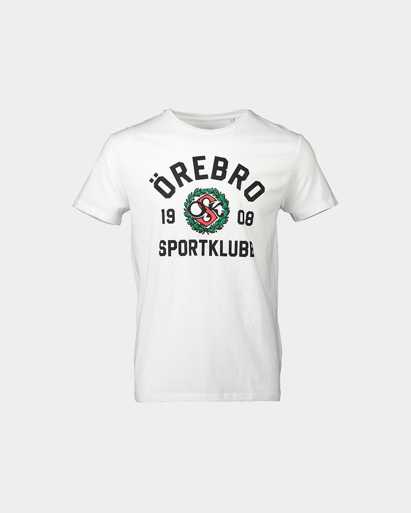 T-shirt Klassisk - Vit